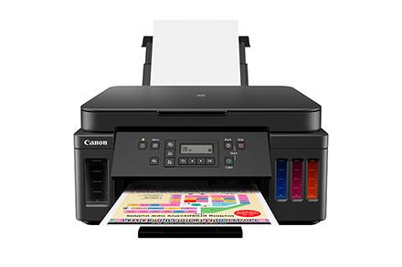 Impressora Multifuncional MEGA TANK G6010
