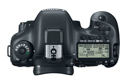 EOS 7D Mark II - Corpo view 3