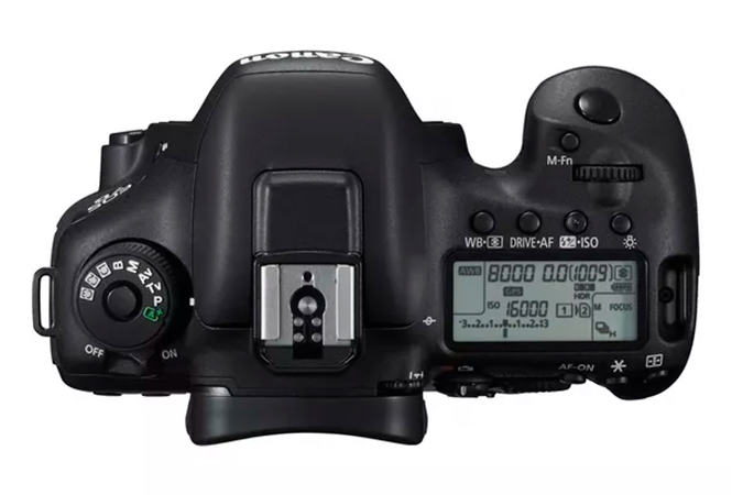 EOS 7D Mark II com Adaptador Wi-fi W-E1 view 4