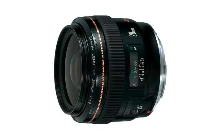 328167ddc34b2 Lente EF 28mm f 1.8 USM