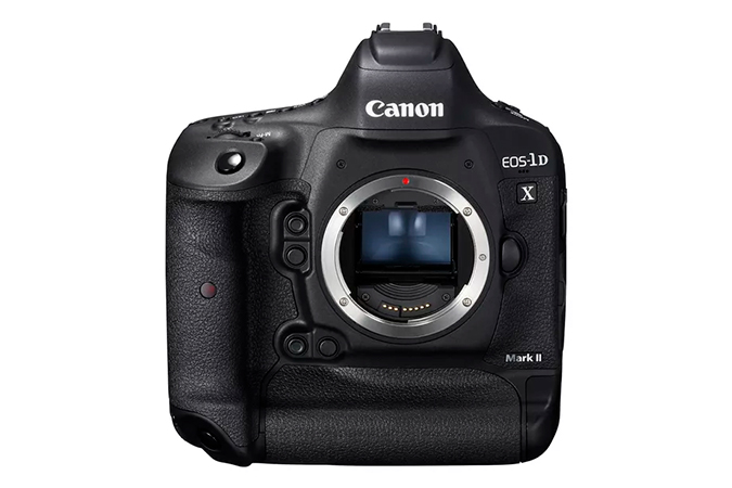 Câmera EOS-1D X Mark II | Loja Oficial Canon