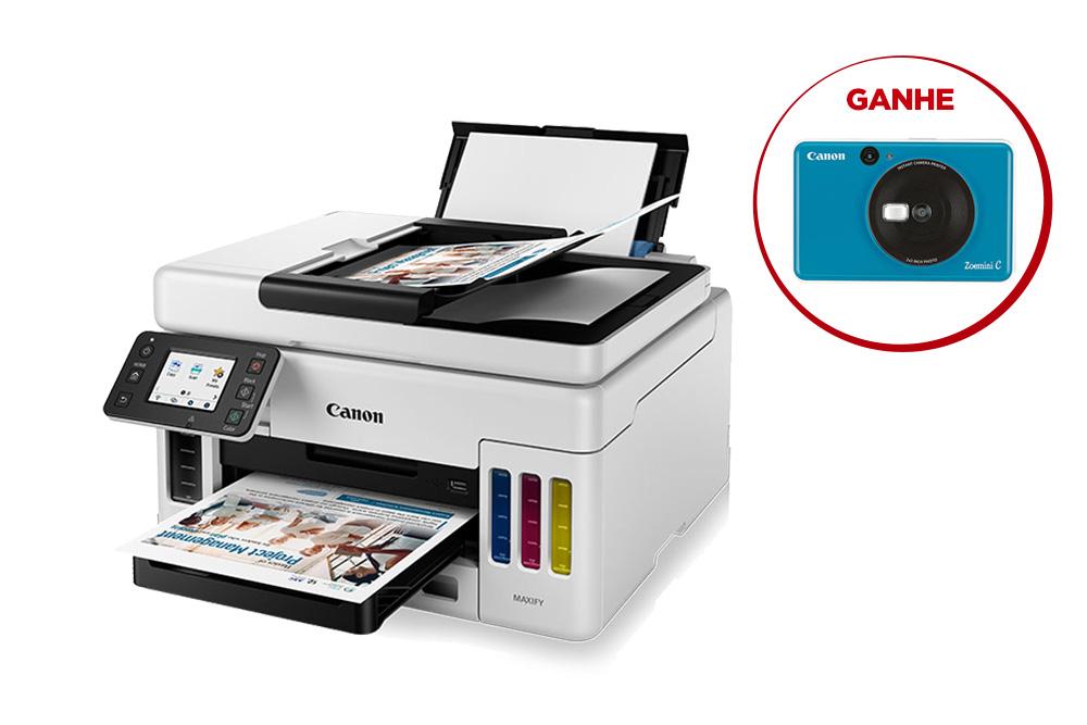 Impressora Multifuncional - Maxify GX6010
