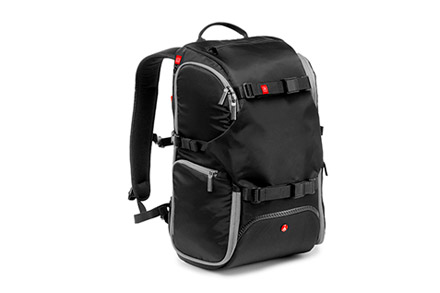 Mochila Manfrotto Advanced Travel para Câmera e Notebook 15'