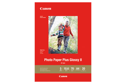 Papel Canon Plus Glossy II PP-301 A4