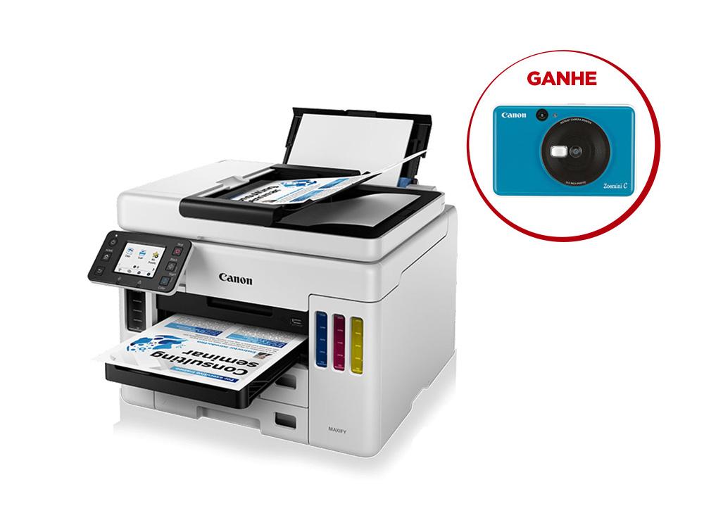 Impressora Multifuncional Maxify GX7010