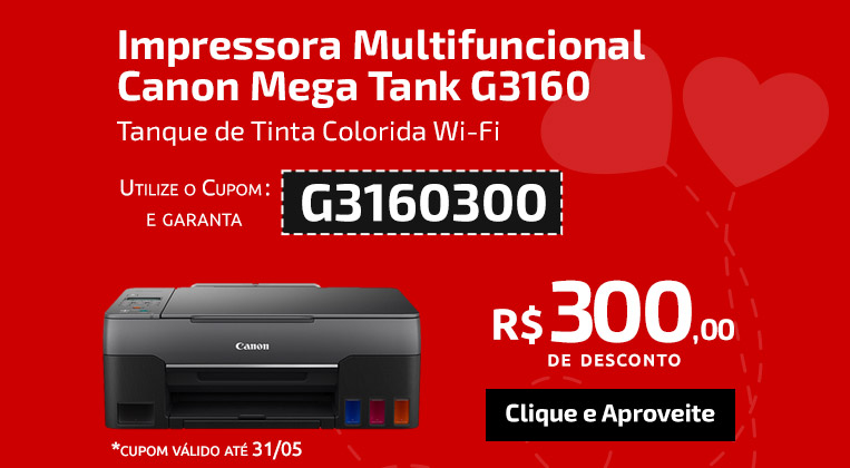 Mega Tank G3160
