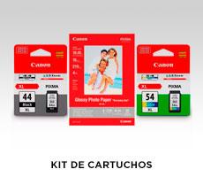 Kits de Cartuchos