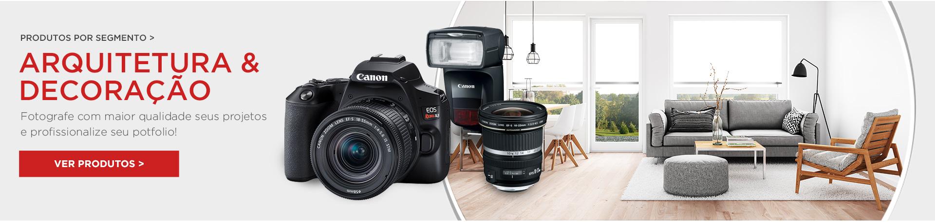 Fotografe com maior qualidade seus projetos e profissionalize seu potfolio!