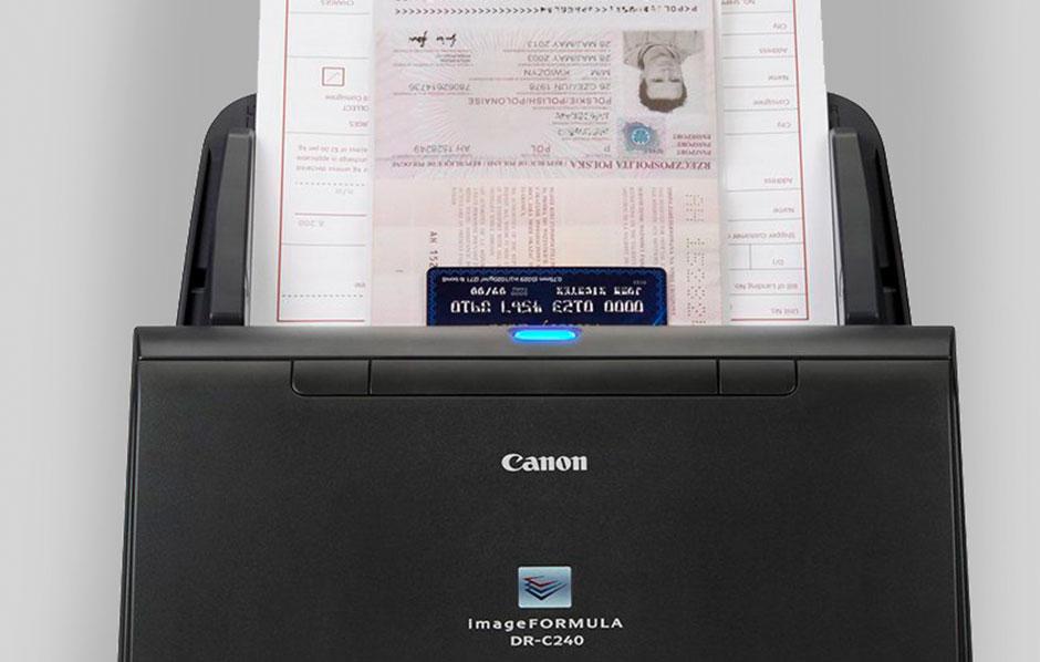 Digitaliza até 45 ppm em branco e preto