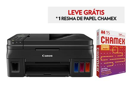 Impressora Multifuncional MEGA TANK G4100