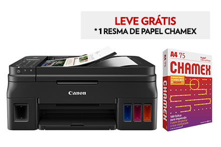 Impressora Multifuncional MEGA TANK G4110