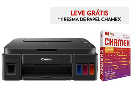 Impressora Multifuncional MEGA TANK G3110