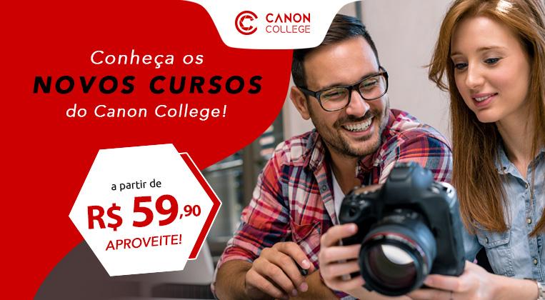 Cursos Online do Canon College